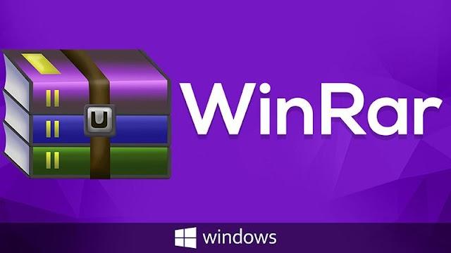 download WinRAR programa para compactar ou descompactar