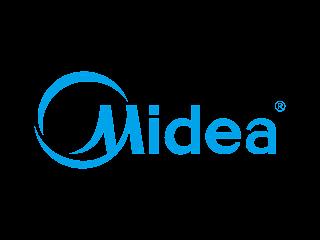 Midea Free Vector Logo CDR, Ai, EPS, PNG