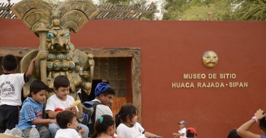 CENSOS 2017: El domingo 22 de Octubre no atenderán museos de Lambayeque