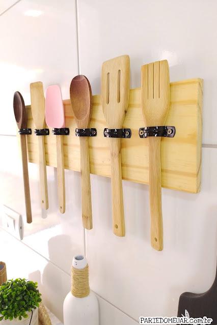 porta utensilios cozinha