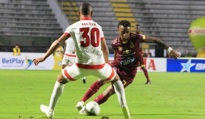 Confirmada la fecha 12 de la Liga BetPlay 2 2021: DEPORTES TOLIMA recibirá al siempre complicado Independiente Santa Fe