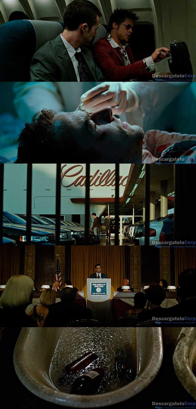 El Club de la Pelea (1999) HD 720p Latino