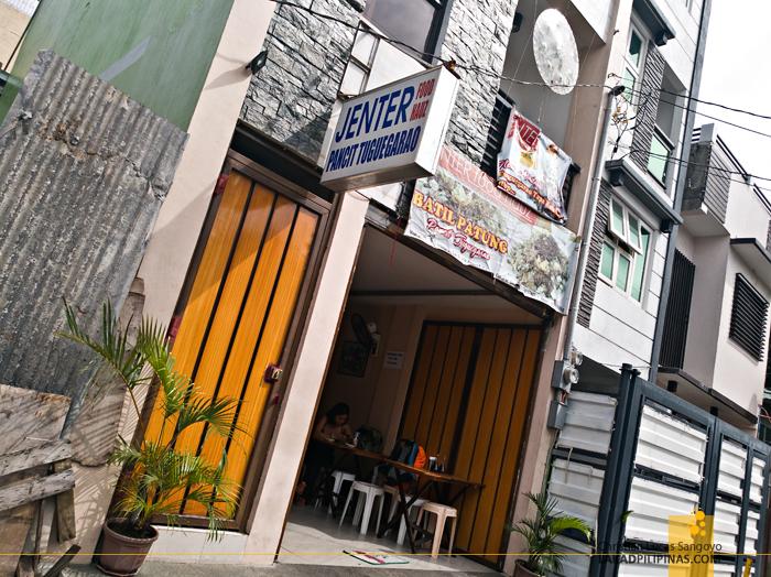 Jenter Food Hauz's Pancit Batil Patung Anonas QC