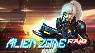 Download Game Android Gratis Alien Zone: Raid apk