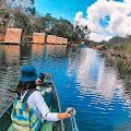 Koneksi Internet di Destinasi Wisata Danau Shuji kini Tercepat se Sumsel