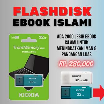 Flashdisk Ebook Islami