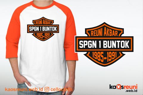 Kaos Reuni Akbar SPGN 1 Buntok 1985-1991