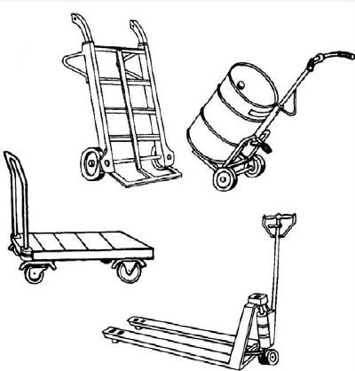 Ley Nº 20.001, regula el peso máximo de carga humana.