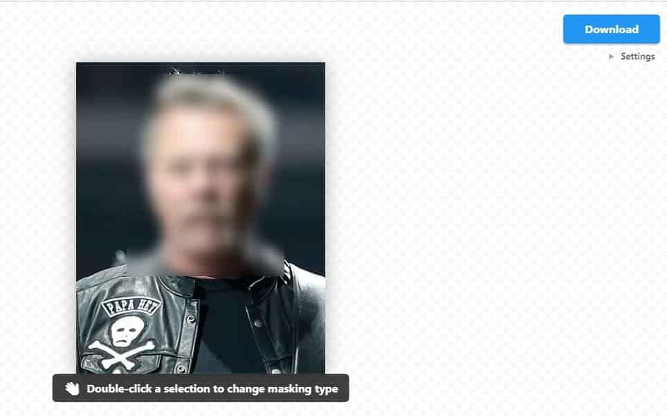 cara membuat foto blur tanpa aplikasi