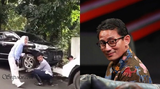 Marahi Sandiaga Uno, Ratna Sarumpaet: 'Saya ini sudah tua, kalau diginiin terus, mati cepat nanti'