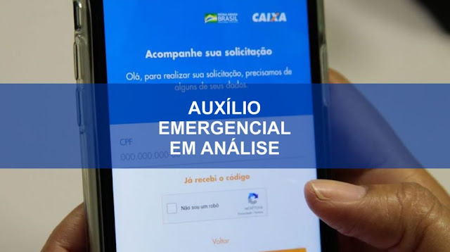 Seu auxílio emergencial ainda está em análise? Caixa divulga número assustador de pedidos pendentes!