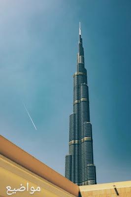 برج خليفه-عدد طوابق برج خليفة
