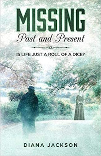 Meet Diana Jackson and Read About MISSING Past and Present,  A MYSTERY INSPIRED BY HISTORY