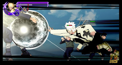 Download Texture Naruto (Style Rikudo) for Game NSUNI PPSSPP PSP Android