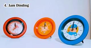 Jam Dinding  merupakan salah satu hadiah 17an yang murah dan menarik