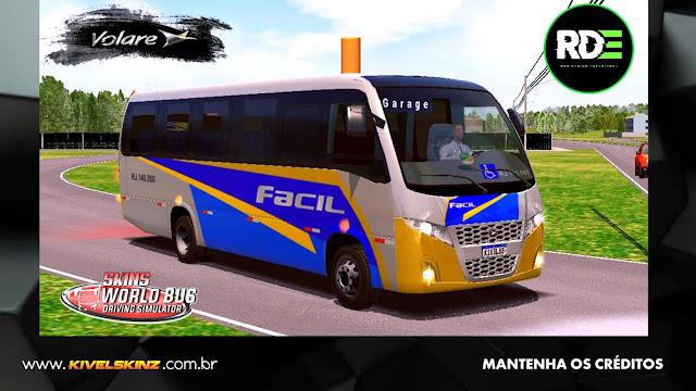 VOLARE W9 FLY - VIAÇÃO FACIL