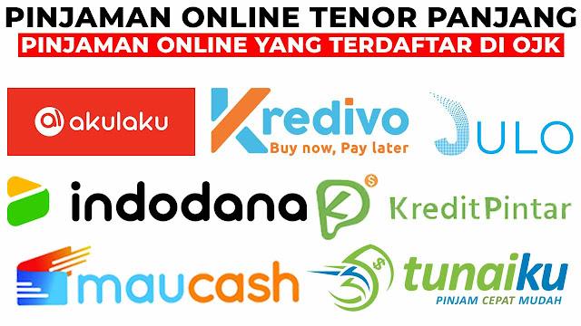 Pinjaman online dana tunai tanpa jaminan, proses cepat dalam hitungan menit!. 10 Pinjaman Online Yang Terdaftar Di Ojk Pinjaman Online Tenor Panjang Klikdisini Id