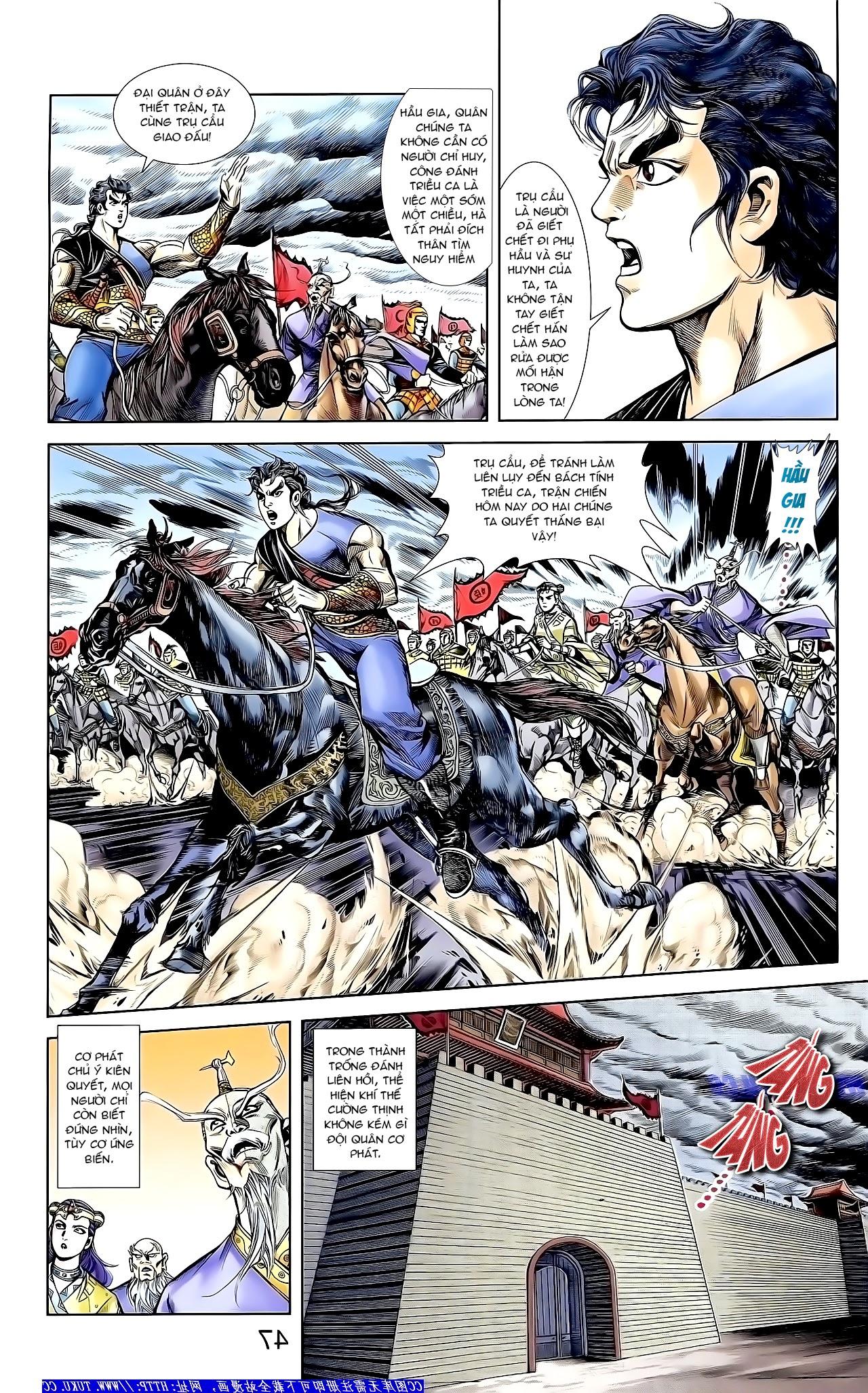 Cơ Phát Khai Chu Bản chapter 160 trang 5