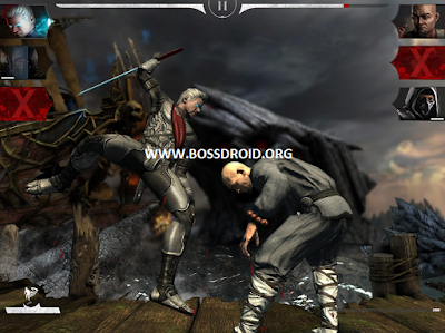 Mortal Kombat X Mod v1.11.0 APK Data OBB for Android