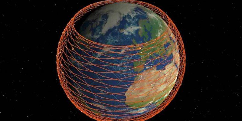 El proyecto que alinea satélites para que internet llegue a todas partes
