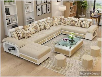 Inspirational Sofa Designs For Living Room 6