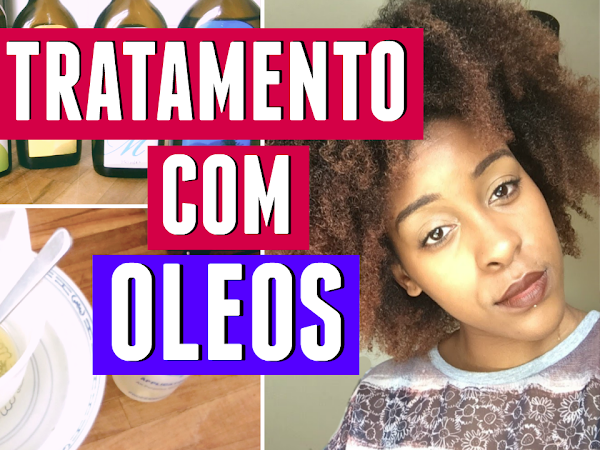 DIY OLEOS PARA UMECTAÇÃO