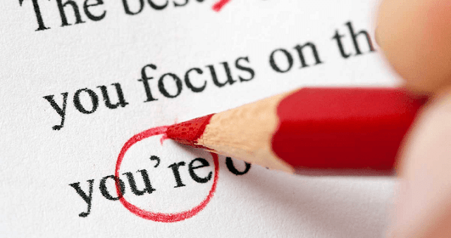Report Writing Mistakes