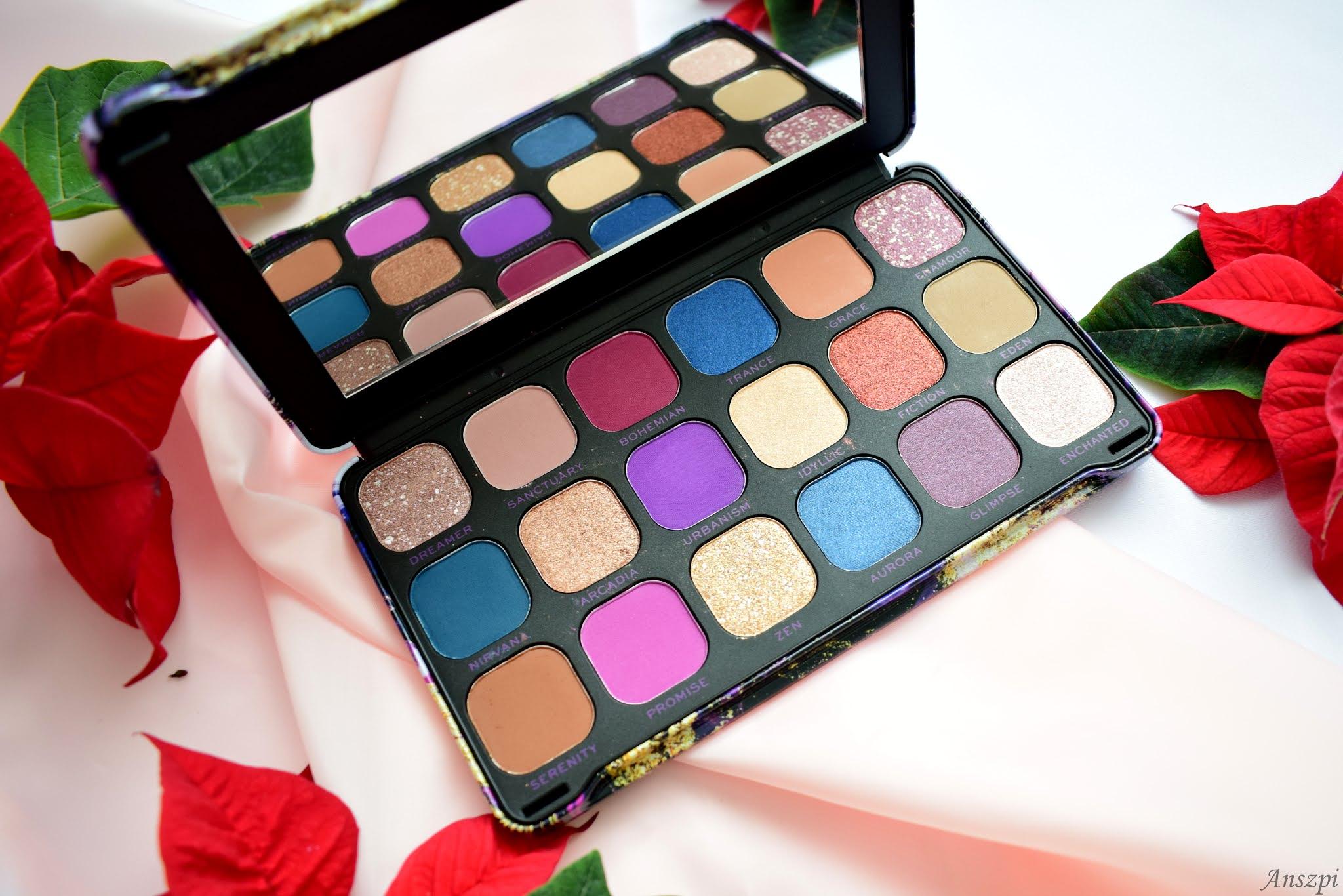 paleta utopia makeup revolution