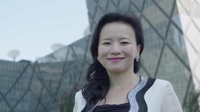 Australian national Cheng Lei