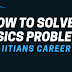 HOW TO SOLVE PHYSICS PROBLEMS BY ROBERT OMAN