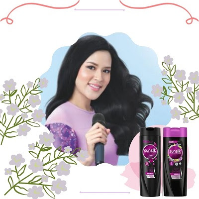 shampo dan conditioner sunsilk
