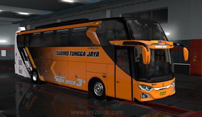 Jetbus 3+ SHD HINO RK8 Adudu (Beta)