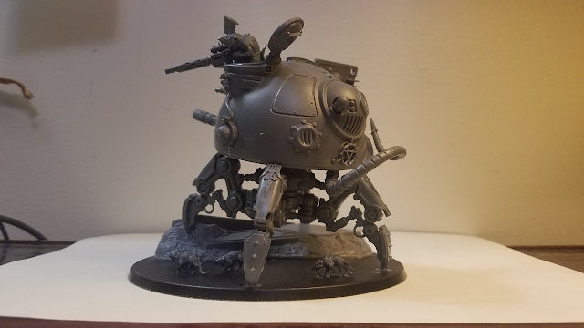 What's On Your Table: Skaven Onager Dunecrawler