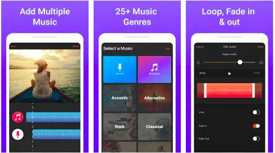 Add music to video 🎵 background music for videos