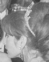 diamond necklace tiara princess ashraf pahlavi iran shahnaz