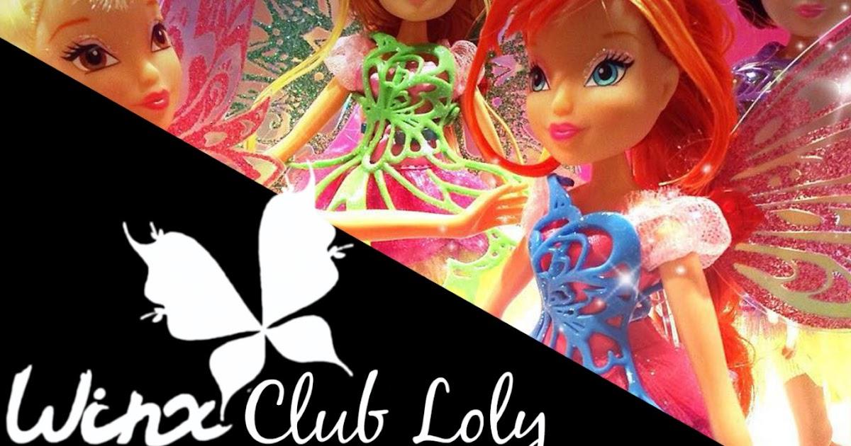 Winx Club: Aviso Del Blog + Imagen De Giochi Preziosi