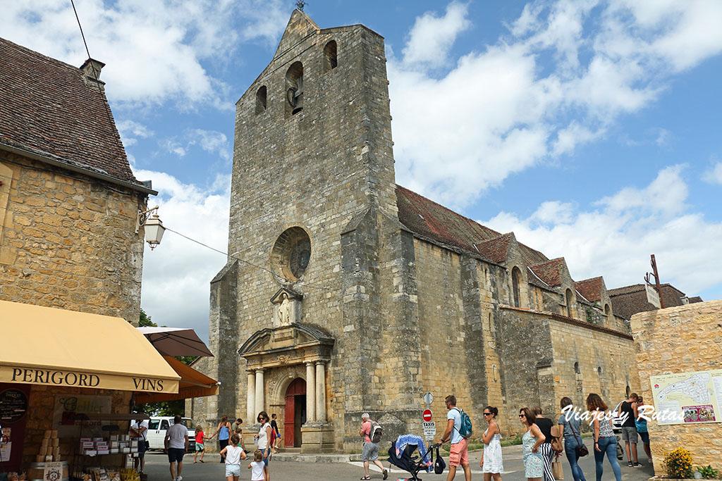 Iglesia de Notre Dame de L'Assomption, Domme