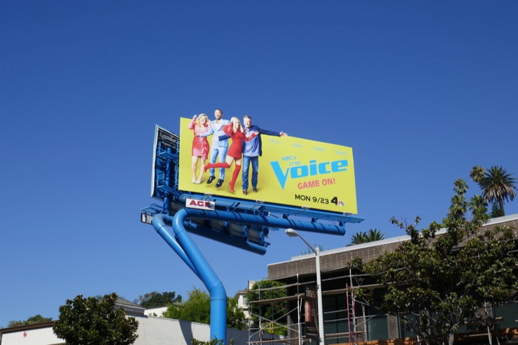 Voice season 17 billboard