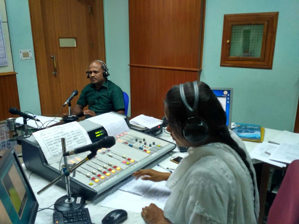 Prasar Bharati Parivar: AIR Dharmapuri broadcast special