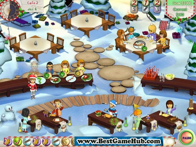 Amelies Cafe Holiday Spirit Game Free Download