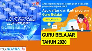 Guru Belajar Kemdikbud Tahun 2020
