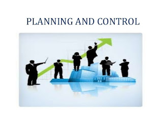 How to make relationship between planning and control ?