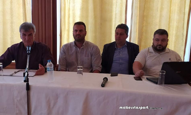 Συνέντευξη τύπου του Εορδαϊκού  - Παρουσίαση του επενδυτή Θανάση Κρυτσάνη - Ανακοινώθηκε επίσημα ο Δημήτρης Σιαπανίδης - Στόχος η άνοδος στην Γ' Εθνική 8