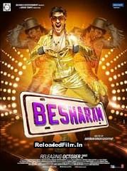 Besharam (2013) Full Movie Download in Hindi 1080p 720p 480p