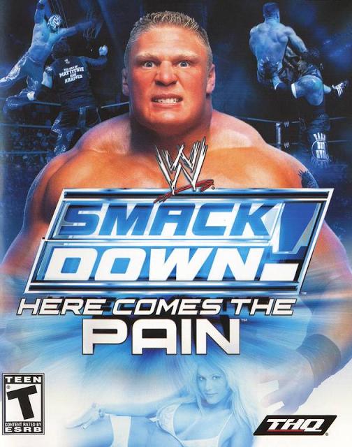 تحميل لعبة مصارعة البلايستيشن 2 للكمبيوتر Wwe Smackdown