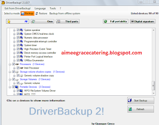Backup Driver PC Netbook Laptop Komputer Dengan Super Cepat