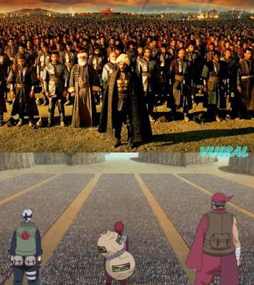 Perang Di Film Naruto Ini Mirip Dengan Tanda Kiamat Dalam Al-Qur'an