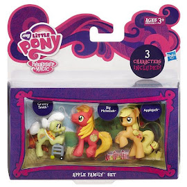 My Little Pony Apple Family Set Applejack Blind Bag Pony