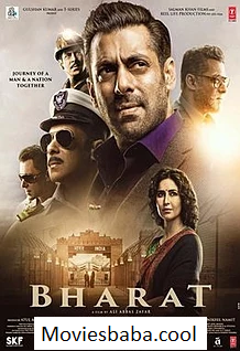 Download Bharat (2019) Full Movie Hindi HDRip 720p