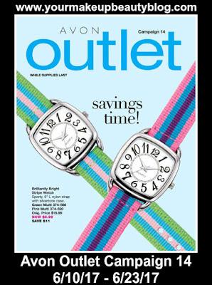 Shop Avon Outlet Campaign 14 | Good through 6/23/17. While Supplies Last!!!